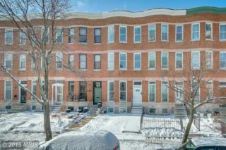 2248  Brookfield Avenue  , Baltimore, MD 21217 (#BA8562489) :: The Dailey Group