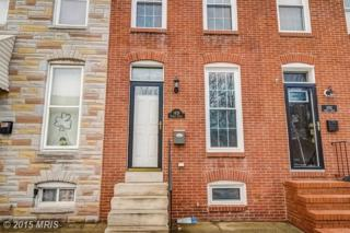 1426  Towson Street  , Baltimore, MD 21230 (#BA8563027) :: The Abrams Group of Re/Max Town Center@ Park Potomac