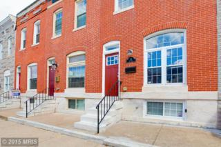 11  East Avenue  , Baltimore, MD 21224 (#BA8589909) :: RE/MAX Premier