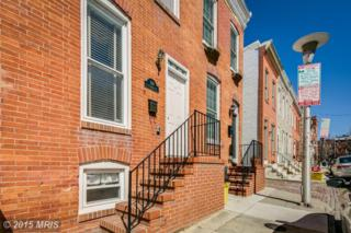 120  Clement Street E , Baltimore, MD 21230 (#BA8634788) :: SURE Sales Group