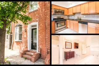 2312  Cambridge Street  , Baltimore, MD 21224 (#BA8642017) :: SURE Sales Group
