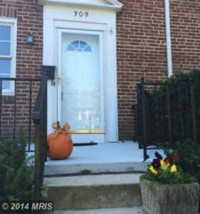 309  Overbrook Road  , Baltimore, MD 21212 (#BC8489444) :: Susan Scheiffley & Company Homes