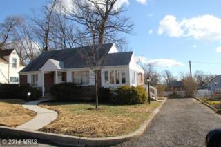 6607  Altamont Avenue  , Catonsville, MD 21228 (#BC8520097) :: The Dailey Group