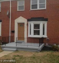 832  Arncliffe Road  , Baltimore, MD 21221 (#BC8520315) :: The Abrams Group of Re/Max Town Center@ Park Potomac
