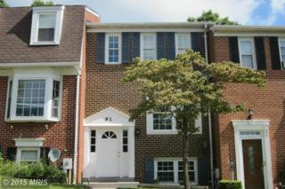 91  Meadowlark Avenue  , Mount Airy, MD 21771 (#CR8543214) :: Charis Realty Group