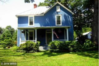 14116  Rixeyville Road  , Culpeper, VA 22701 (#CU8489113) :: The Maryland Group of Long & Foster