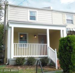 805  51ST Street NE , Washington, DC 20019 (#DC8457760) :: Fulcrum Properties Group