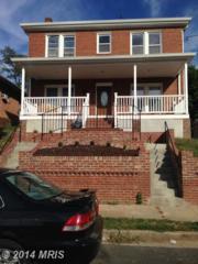 1021  51ST Street NE , Washington, DC 20019 (#DC8468902) :: The Maryland Group of Long & Foster