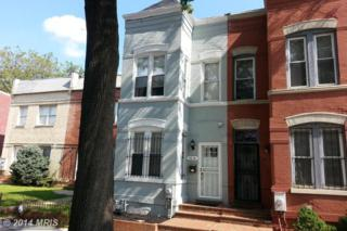 1316  Florida Avenue NE , Washington, DC 20002 (#DC8484708) :: The Maryland Group of Long & Foster