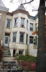 2805  11TH Street NW , Washington, DC 20001 (#DC8507988) :: The Abrams Group of Re/Max Town Center@ Park Potomac