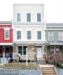 224  R Street NE 1, Washington, DC 20002 (#DC8534408) :: Fulcrum Properties Group