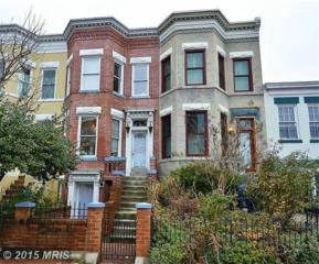 1016  G Street SE , Washington, DC 20003 (#DC8542040) :: Leo Pareja Team of Keller Williams Realty