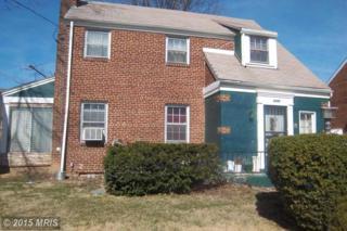 6120  New Hampshire Avenue NE , Washington, DC 20011 (#DC8580871) :: Jason Martin Group