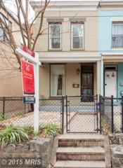 908  3RD Street NE , Washington, DC 20002 (#DC8599874) :: Fulcrum Properties Group