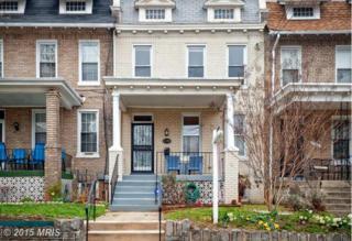 1309  Kennedy Street NW , Washington, DC 20011 (#DC8600001) :: Fulcrum Properties Group
