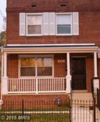 832  Yuma Street SE , Washington, DC 20032 (#DC8604511) :: Susan Scheiffley & Company Homes