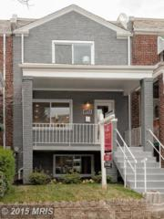 1328  Staples Street NE , Washington, DC 20002 (#DC8605457) :: Fulcrum Properties Group