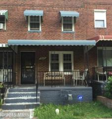 1507  Queen Street NE , Washington, DC 20002 (#DC8644425) :: The Maryland Group of Long & Foster
