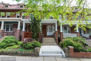 1706  Kenyon Street NW , Washington, DC 20010 (#DC8649030) :: RE/MAX Premier