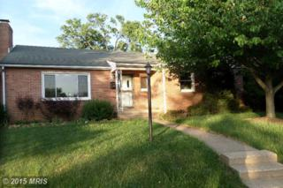 922  Shawnee Drive  , Frederick, MD 21701 (#FR8638774) :: The Maryland Group of Long & Foster