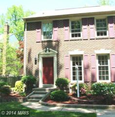 4424  Chase Park Court  , Annandale, VA 22003 (#FX8461833) :: Your New Home Team Inc