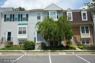 6157  Green Hollow Court  , Springfield, VA 22152 (#FX8649398) :: RE/MAX Executives