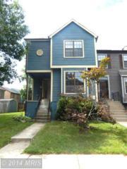 9101  Tymat Court  , Laurel, MD 20723 (#HW8510147) :: Keller Williams Pat Hiban Real Estate Group