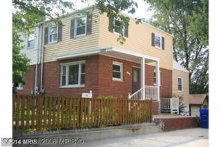 12074  Milton Street  , Silver Spring, MD 20902 (#MC8463786) :: The Maryland Group of Long & Foster