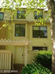 10  Welbeck Court  , Montgomery Village, MD 20886 (#MC8560148) :: Leo Pareja Team of Keller Williams Realty