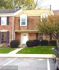 10833  Bucknell Drive  35, Silver Spring, MD 20902 (#MC8609148) :: The Maryland Group of Long & Foster