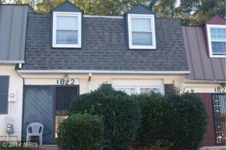 1822  Village Green Drive  D-107, Hyattsville, MD 20785 (#PG8492987) :: The Abrams Group of Re/Max Town Center@ Park Potomac