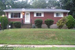 9113  Rolling View Drive  , Lanham, MD 20706 (#PG8508694) :: The Abrams Group of Re/Max Town Center@ Park Potomac