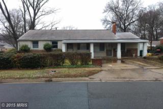 7819  Glenarden Parkway  , Glenarden, MD 20706 (#PG8541418) :: The Abrams Group of Re/Max Town Center@ Park Potomac