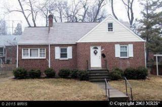 6408  Knollbrook Drive  , Hyattsville, MD 20783 (#PG8543615) :: Fulcrum Properties Group