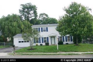 5603  Saint Charles Drive  , Woodbridge, VA 22193 (#PW8562303) :: The Abrams Group of Re/Max Town Center@ Park Potomac