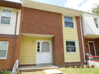 126  Oak Drive  , Stafford, VA 22554 (#ST8484709) :: The Maryland Group of Long & Foster