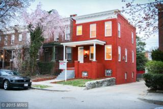 751  36TH Street E , Baltimore, MD 21218 (#BA8606233) :: SURE Sales Group