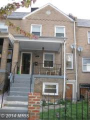 1354  Levis Street NE , Washington, DC 20002 (#DC8505020) :: Jason Martin Group