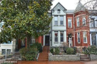 59  R Street NW , Washington, DC 20001 (#DC8521627) :: STAGES Premier Real Estate