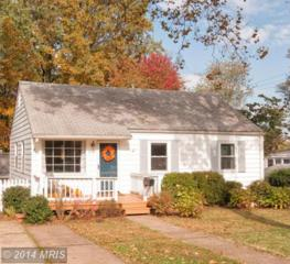 7626  Lisle Avenue  , Falls Church, VA 22043 (#FX8488225) :: Fulcrum Properties Group