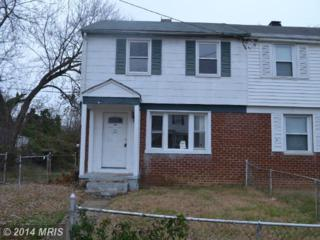 3206  Culver Street  , Temple Hills, MD 20748 (#PG8518217) :: Fulcrum Properties Group