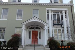 43  Prospect Street  7, Hagerstown, MD 21740 (#WA8542487) :: The Maryland Group of Long & Foster