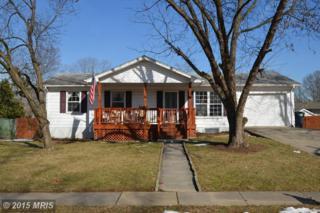 8007  Steadman Street  , Alexandria, VA 22309 (#FX8538982) :: Browning Homes Group