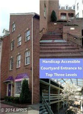 633  Washington Street  , Alexandria, VA 22314 (#AX8507869) :: Susan Scheiffley & Company Homes