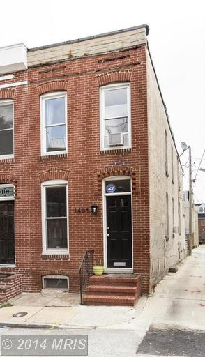 1455  Henry Street  , Baltimore, MD 21230 (#BA8493113) :: The Abrams Group of Re/Max Town Center@ Park Potomac
