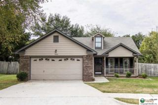 100  Tess Circle  , Huntsville, AL 35811 (MLS #1006017) :: Amanda Howard Real Estate