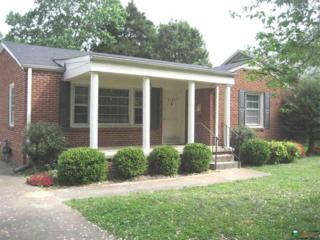 1117  Harrison Avenue  , Huntsville, AL 35801 (MLS #1007937) :: Matt Curtis Real Estate, Inc.
