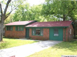 4722 NW Lumary Drive  , Huntsville, AL 35810 (MLS #1013988) :: Coldwell Banker of the Valley