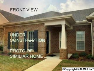 16  Atherton Circle  , Huntsville, AL 35824 (MLS #1015674) :: Morley Real Estate Group