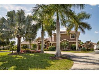 9141  Quarter Moon Dr  , Naples, FL 34109 (MLS #215015003) :: Royal Shell Real Estate